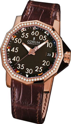 Corum Admirals Cup Competition 40 082.963.85/0002 AG12
