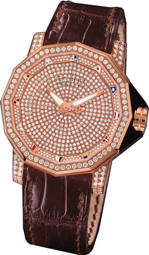 Corum Admirals Cup Competition 40 082.964.85/0002 AG72