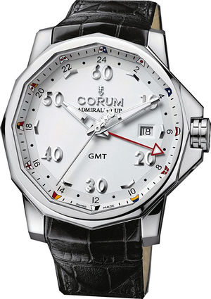 383.330.20/0F81 AA12 Corum Admirals Cup GMT