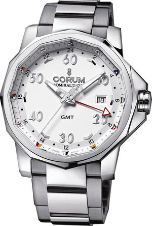 383.330.20/V701 AA12 Corum Admirals Cup GMT