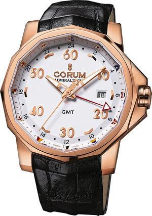 Corum Admirals Cup GMT 383.330.55/0081 AA12