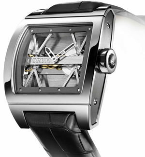 007.400.04/0F81 0000 Corum Ti-Bridge