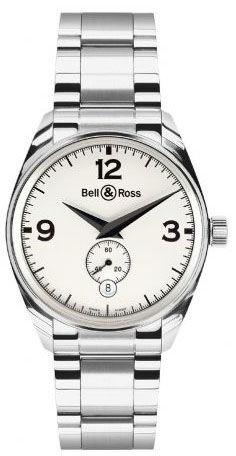 geneva-123-white steel BR-080 Bell & Ross Geneva 123