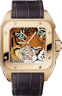 Cartier Creative Jeweled watches HP100328