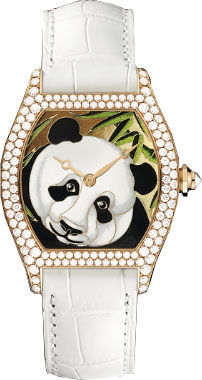 Cartier Creative Jeweled watches HP100348