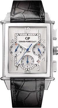 Girard Perregaux Vintage 1945 XXL Chronograph 25840-11-111ABA6A