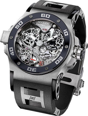 labyss-tourbillon Hysek Haute Horlogerie
