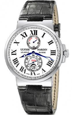 263-67/40 Ulysse Nardin Maxi Marine Chronometer 43