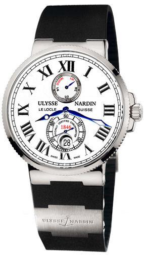 263-67-3/40 Ulysse Nardin Maxi Marine Chronometer 43