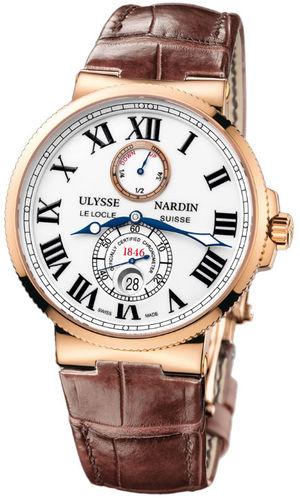 266-67/40 Ulysse Nardin Maxi Marine Chronometer 43