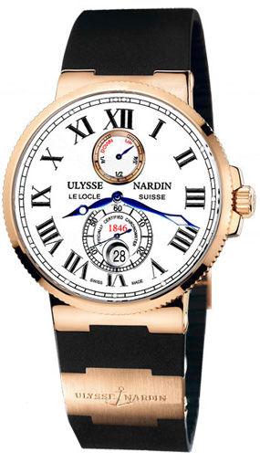 266-67-3/40 Ulysse Nardin Maxi Marine Chronometer 43