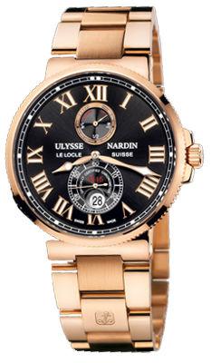266-67-8M/42 Ulysse Nardin Maxi Marine Chronometer 43