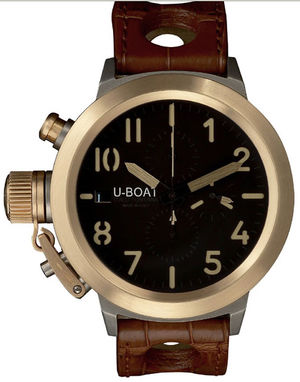 5416 U-Boat Gold Watches