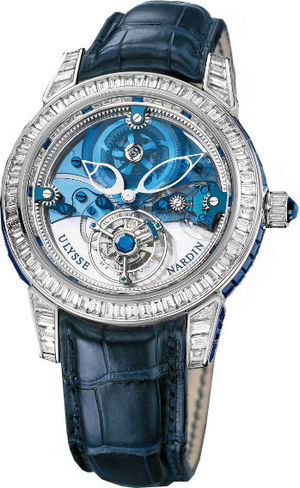 Ulysse Nardin Classic Complications 799-99BAG