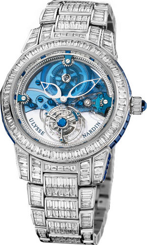 Ulysse Nardin Classic Complications 799-99BAG-8BAG