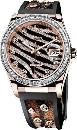 116185BBR Rolex Datejust 36