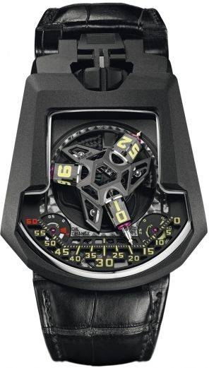 UR-203Black Urwerk 210 Collection