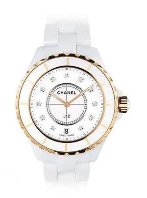 Chanel J12 White h2180