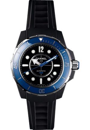 Chanel J12 Black H2559