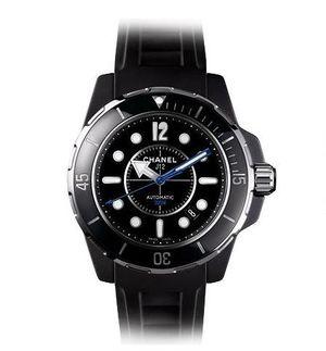 Chanel J12 Black H2558