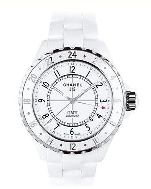 Chanel J12 White h2126