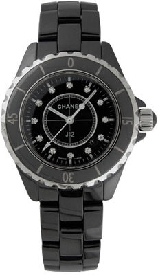 Chanel J12 Black  H1625