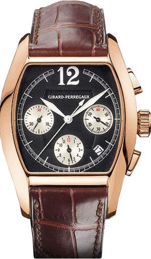 27650-52-681-BAEA Girard Perregaux Richeville Chronograph