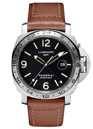 PAM00029 Officine Panerai часы Panerai Luminor GMT 44 Limited Edition
