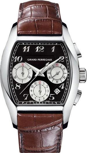 27650-11-621-BAED Girard Perregaux Richeville Chronograph