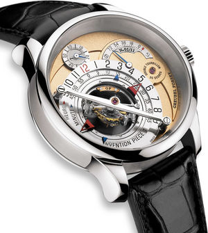 invention-piece-1-wg-golden Greubel Forsey Double Tourbillon 30°