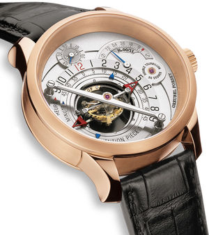 invention-piece-1-rg-silver Greubel Forsey Double Tourbillon 30°