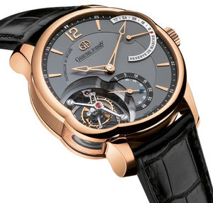 t-24si-rg-black Greubel Forsey Tourbillon 24 Secondes