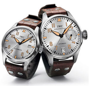 IWC Pilots Watches Classic iw500413
