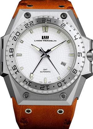 3-timer-steel-silver-dial Linde Werdelin 3 Timer