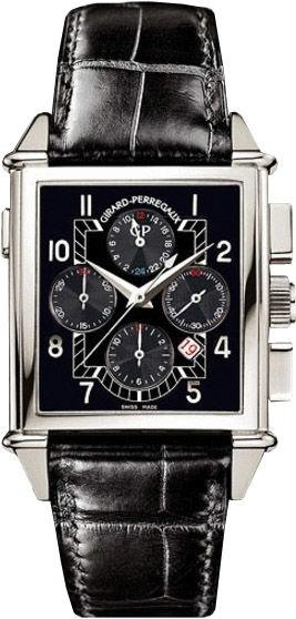 25975-53-611-BA6A Girard Perregaux Vintage 1945 XXL Chronograph