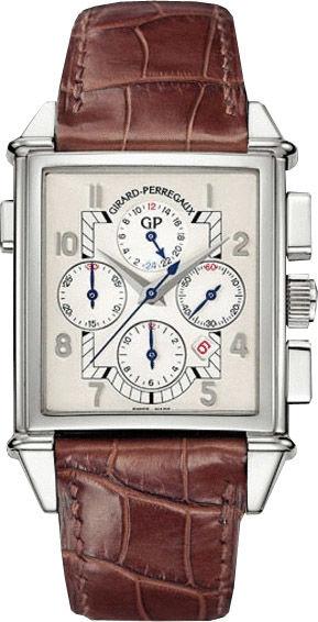 25975-53-111-BAED Girard Perregaux Vintage 1945 XXL Chronograph