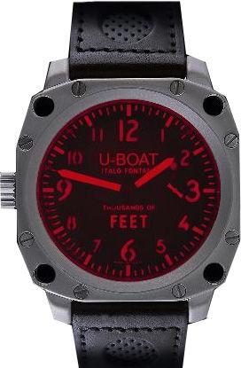 5325 U-Boat Thousands of Feet 50mm