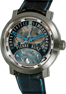 Pierre Kunz Complication A014 HMRL