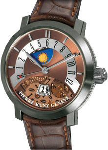 Pierre Kunz Complication A017 FHR GD