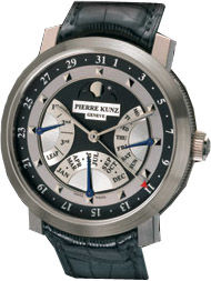 G008 QPRI  Pierre Kunz Grande Complication