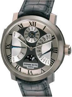 A1501 RM T QPR  Pierre Kunz Grande Complication