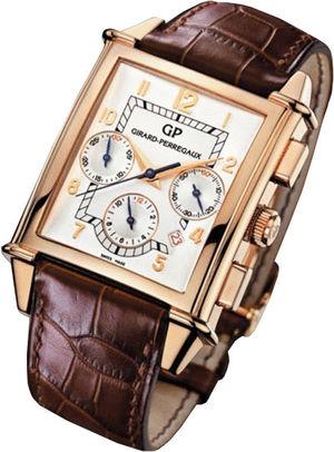 25840-52-611-BA6A Girard Perregaux Vintage 1945 XXL Chronograph