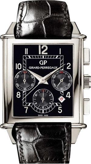 Girard Perregaux Vintage 1945 XXL Chronograph 25840-53-611-BA6A