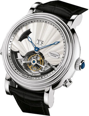 Parmigiani Tourbillon PF on demand platinum