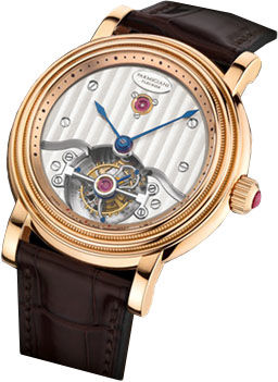 Parmigiani Tourbillon PF on demand gold