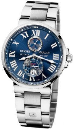 263-67-7/43 Ulysse Nardin Maxi Marine Chronometer 43