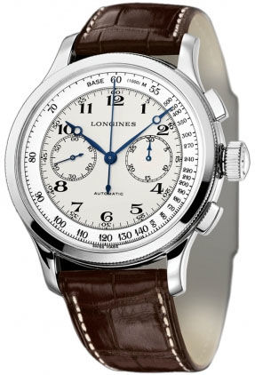 L2.730.4.11.0 Longines The Sports Legend Collection