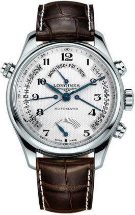 Longines Master Retrograde Collection L2.716.4.78.3