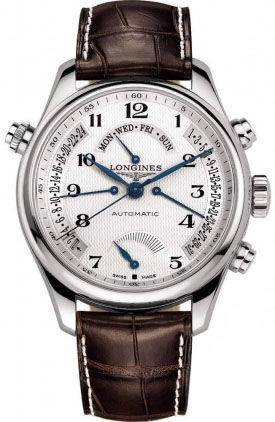 Longines Master Retrograde Collection L2.714.4.78.3