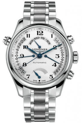 Longines Master Retrograde Collection L2.714.4.78.6